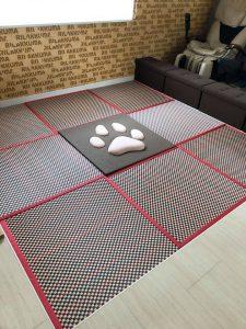 3D肉球畳